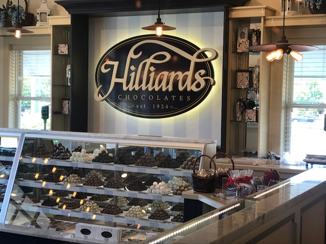 Hilliard's Candies_Norwell-signage1